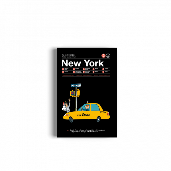 Buch New York - The Monocle Travel Guide