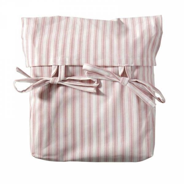Seaside Vorhang, rosa Streifen