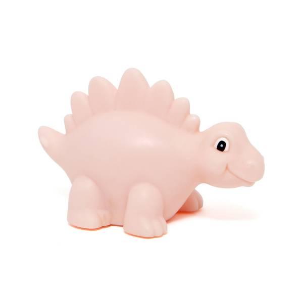 Nachtlicht LED Stegosaurus - pink