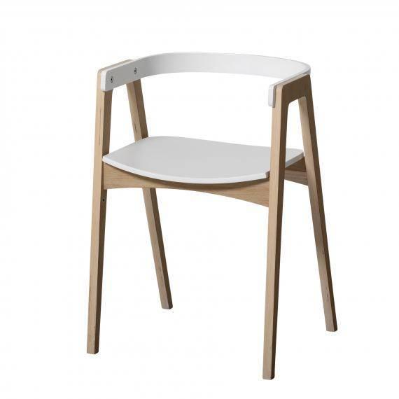 Wood Armlehnstuhl, höhenverstellbar