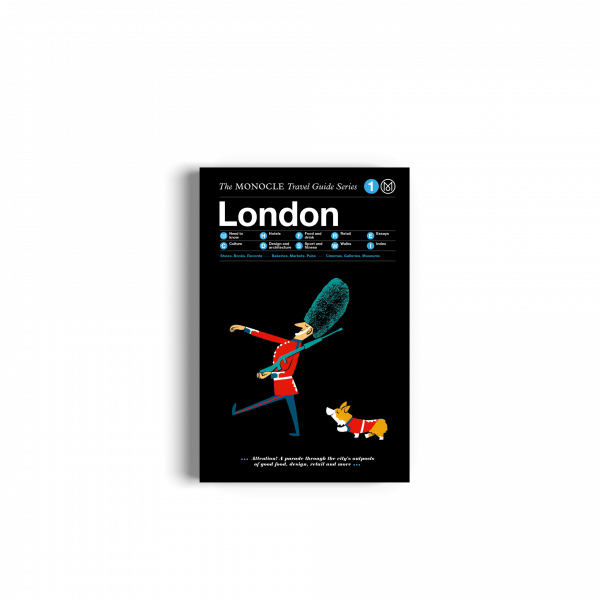 Buch London - The Monocle Travel Guide