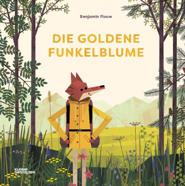 Kinderbuch Die Goldene Funkelblume