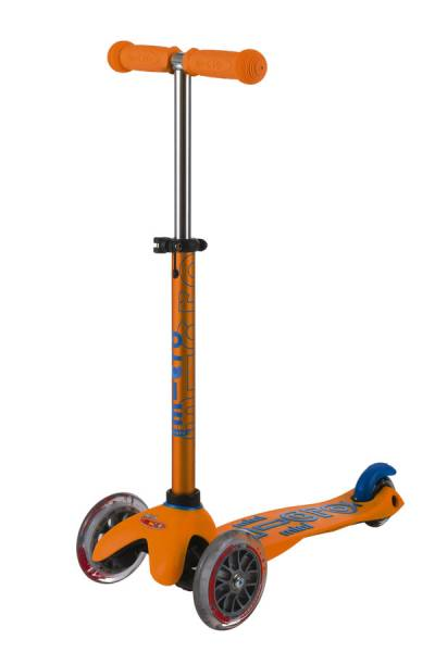 mini micro deluxe apricot Roller Scooter