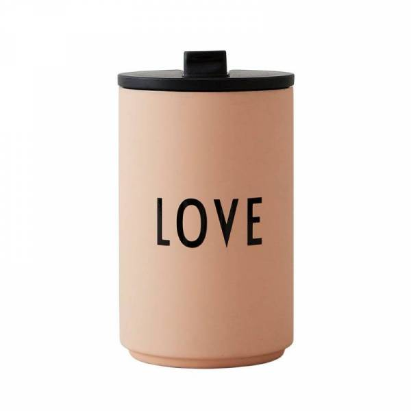 AJ Thermo Cup - Thermo Becher - nude LOVE
