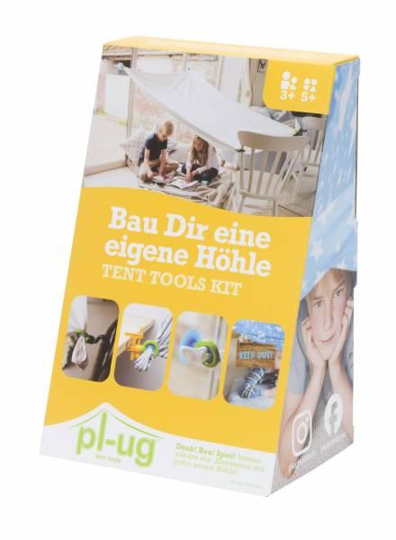 PL-UG Tent Kit Basic Höhlenbauset