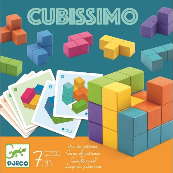 Spiel - Cubissimo
