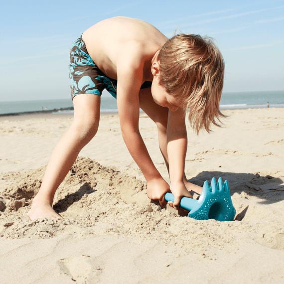 Sandspielzeug Triplet ocean - Hake Schaufel und Sieb