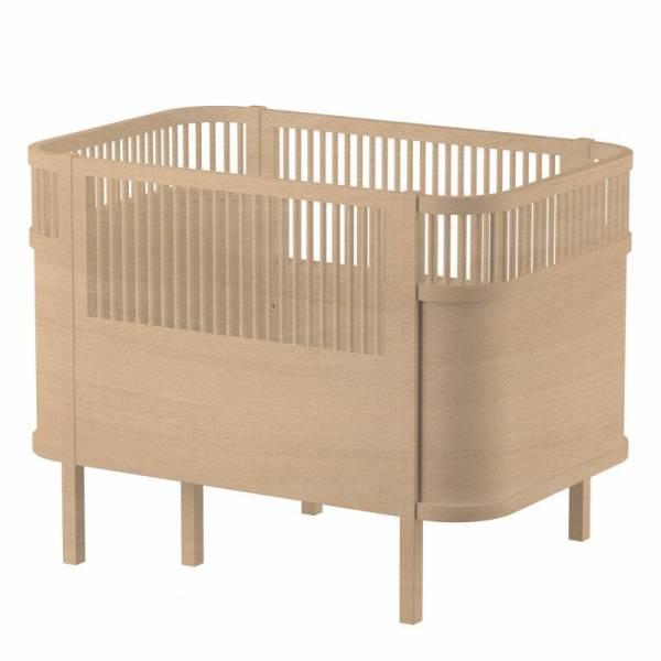 Das Sebra Bett, Baby & Jr. - Wooden Edition