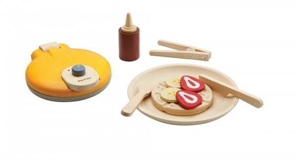 Waffel-Set Spielset aus Holz