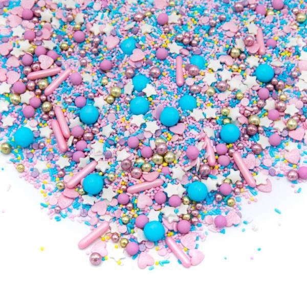 Streusel-Mix Cotton Candy 90g