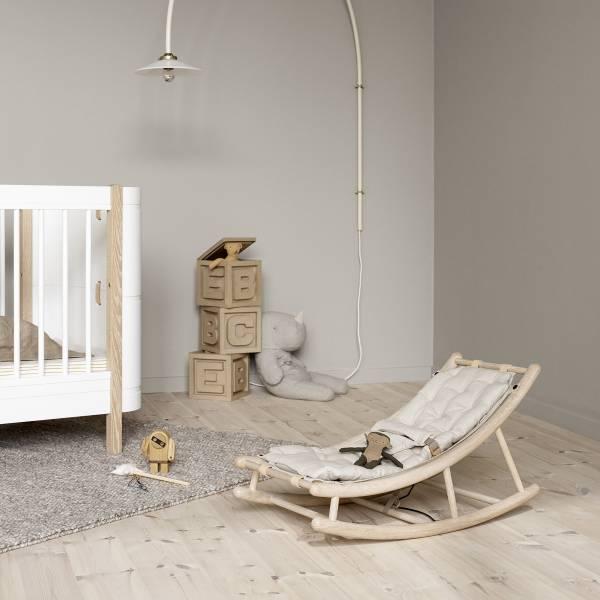Baby- & Kleinkindwippe Eiche