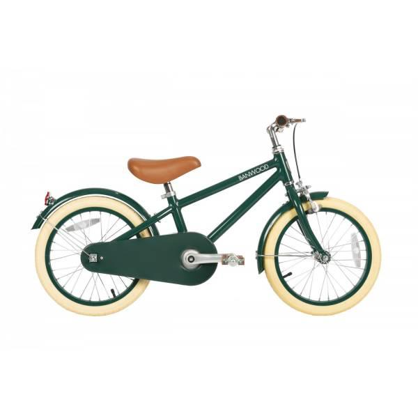 Classic Fahrrad grün