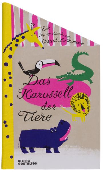 Buch Karusell der Tiere