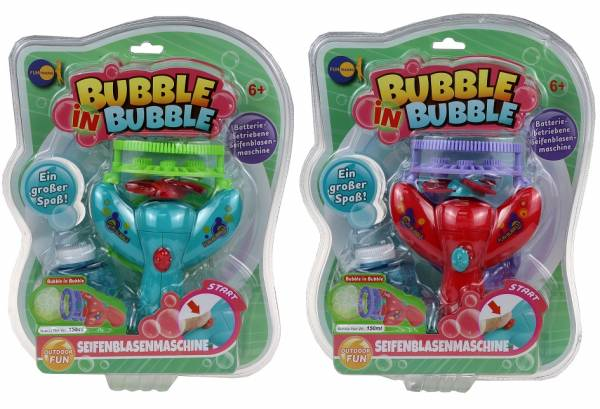 Seifenblasenpistole Bubble in Bubble
