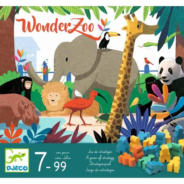 Gesellschaftspiel: Wonderzoo