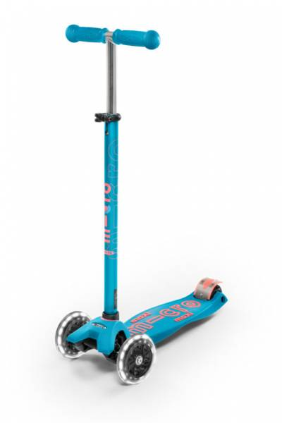 maxi micro Deluxe Roller aqua LED