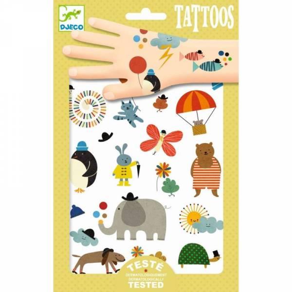 Tattoos: Pretty little things