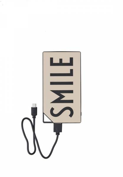 Powerbank SMILE - nude