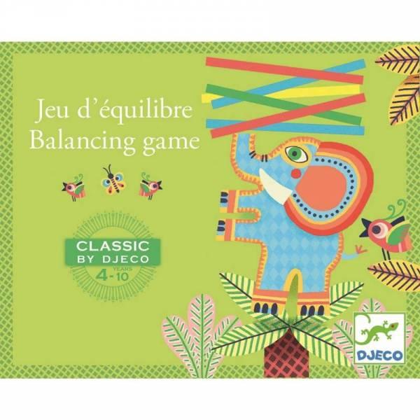 Gleichgewichtsspiel Elefant - Balancierspiel