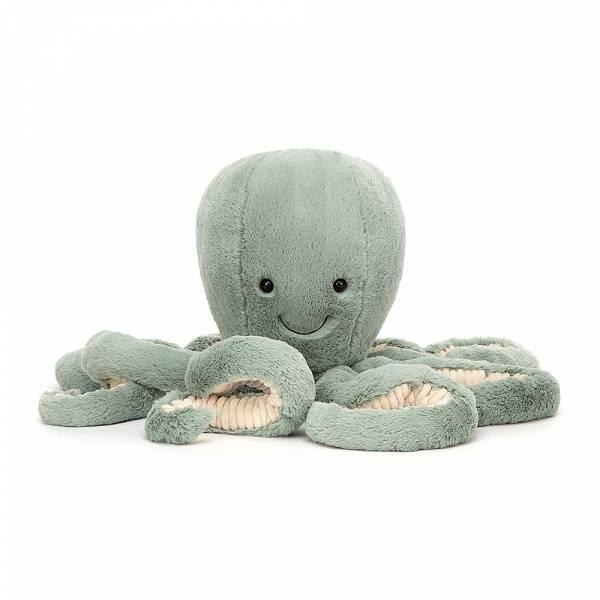 Stofftier Odyssey Octopus Huge
