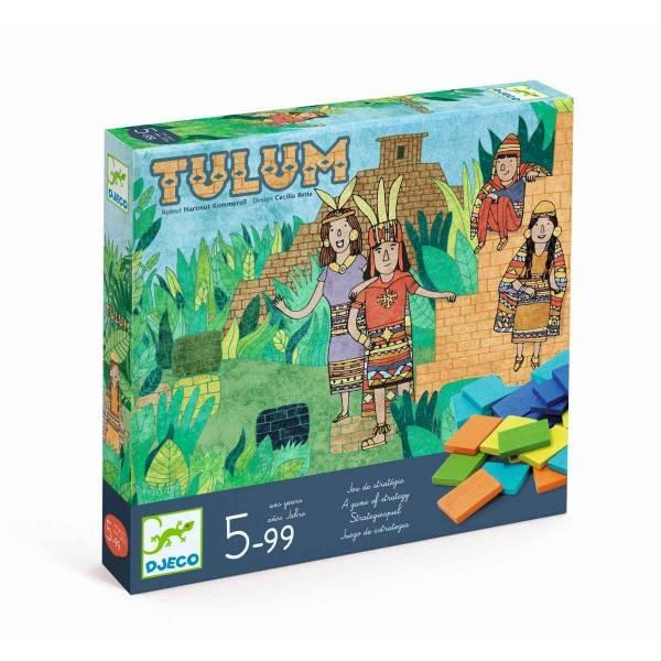 Tulum Strategiespiel