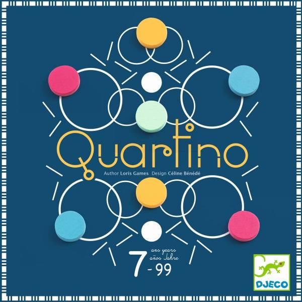 Knobelspiel Quartino