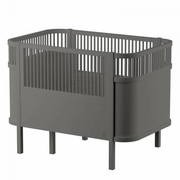 Das Sebra Bett, Baby & Jr. - classic grey
