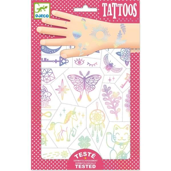Tattoos: Glücksbringer
