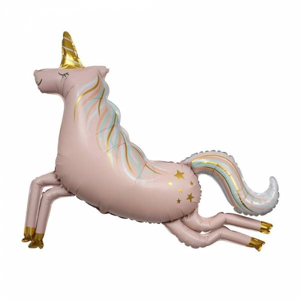 Folienballon Magical Unicorn 101 cm