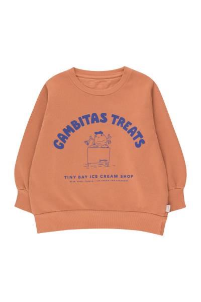 Sweatshirt Gambitas Treats