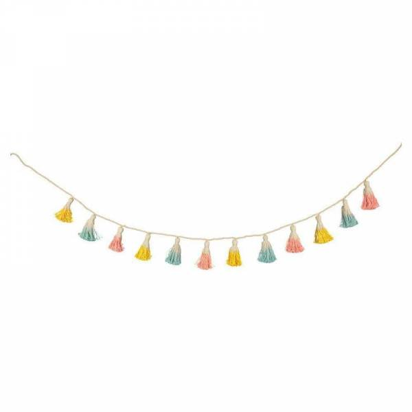 Girlande - Dipped Tassel Garland