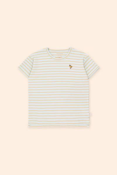 T-Shirt Bird Stripes