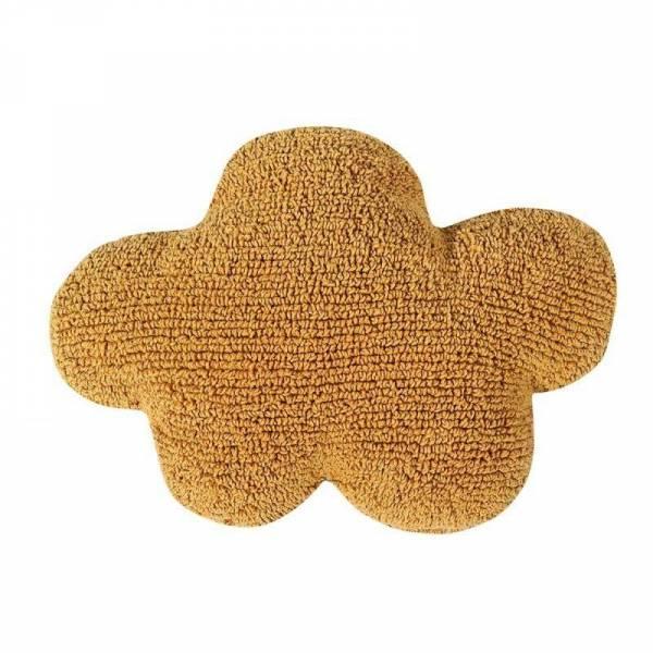 Kissen Cloud mustard