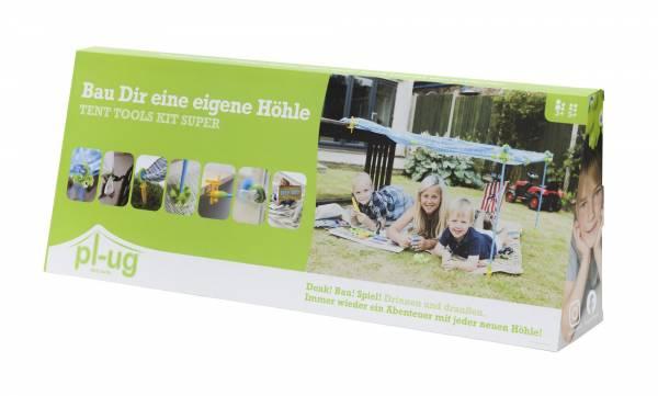 PL-UG Tent Kit Super Höhlenbauset
