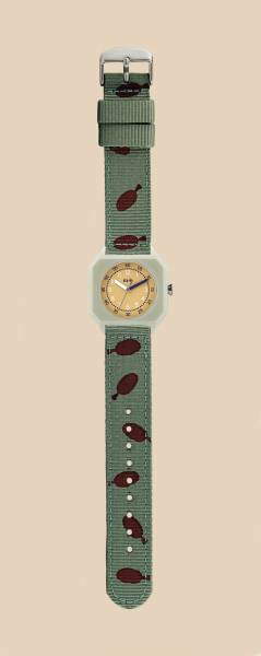 Kinderuhr Fishies La Mer Collection