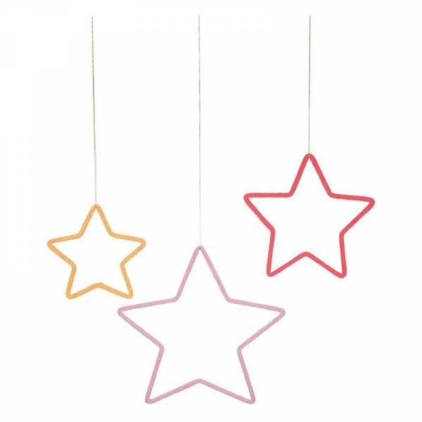 Deko Anhänger Sterne