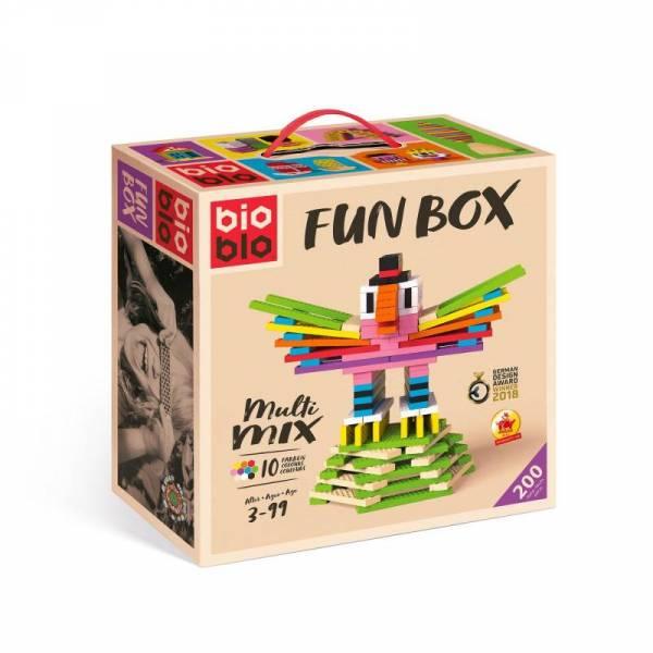 """Fun Box """"Multi-Mix"""" mit 200 Steinen"""
