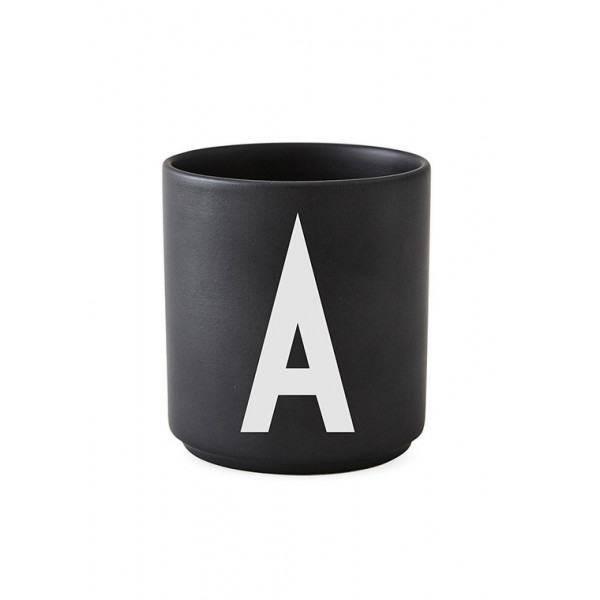 AJ Becher - Personal Cup - black