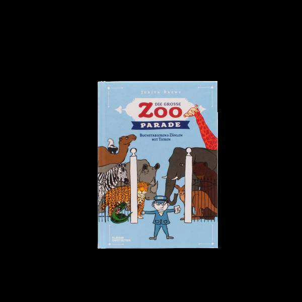 Kinderbuch Die große Zooparade