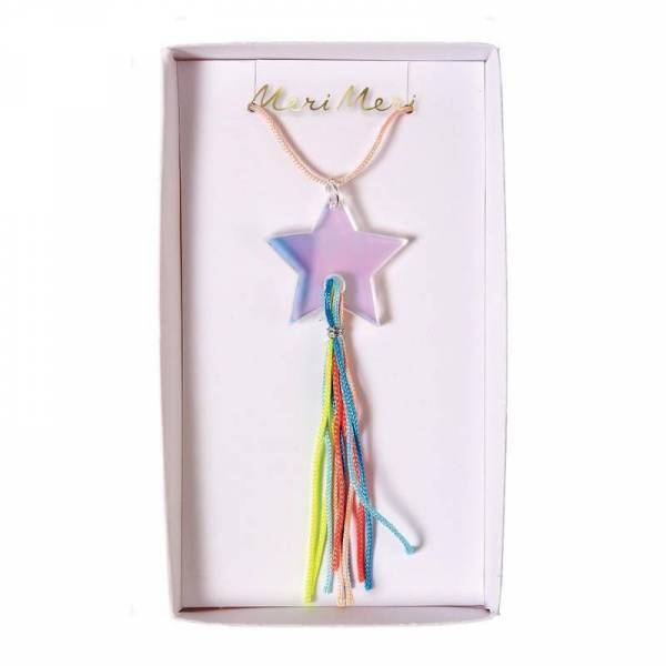 Halskette Sternschnuppe - Shooting Star Necklace