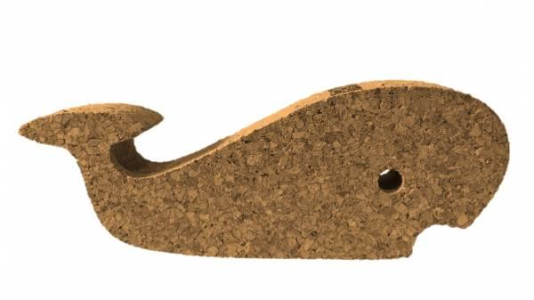 Wal aus Kork