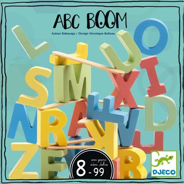 Spiel ABC Boom