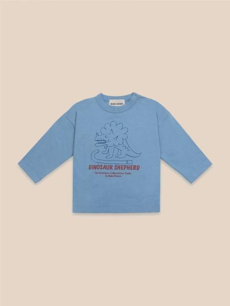 Baby Long Sleeve T-shirt Dino