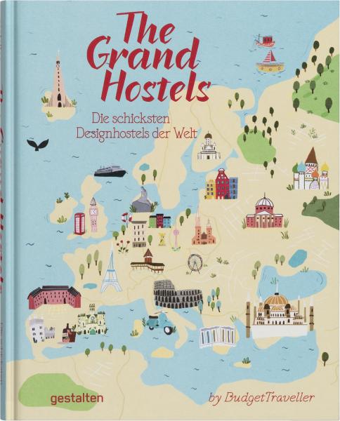 Buch The Grand Hostels