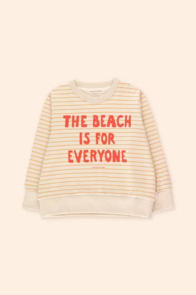 Sweatshirt Manifesto Stripes