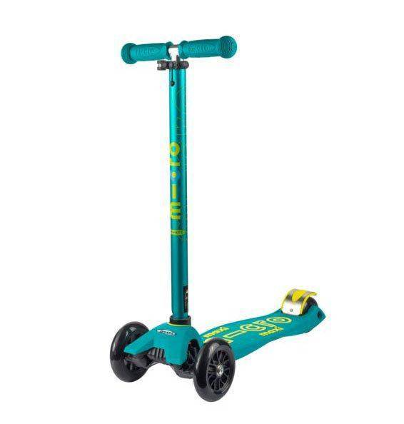 maxi micro Deluxe Roller Scooter - petrol