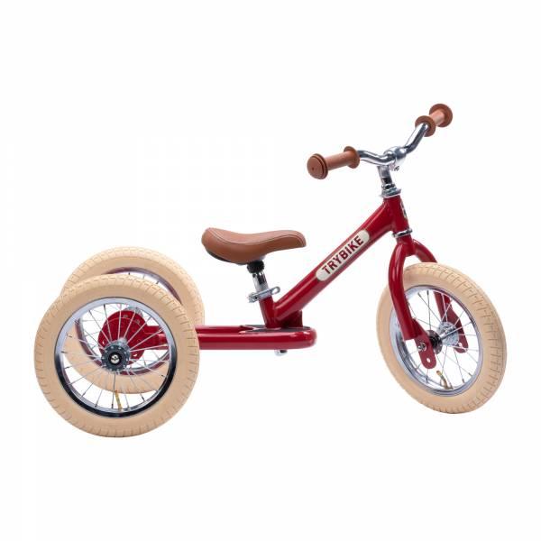 Laufrad - Trybike Steel - vintage red