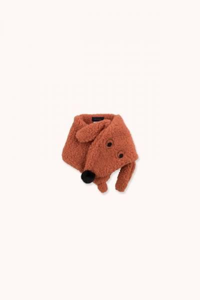 Tiny Dog Sherpa Schal Sienna