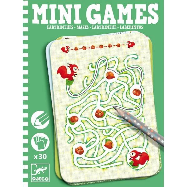 Mini Games Arianes Labyrinth