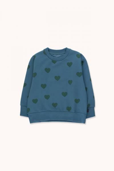 Sweatshirt hearts